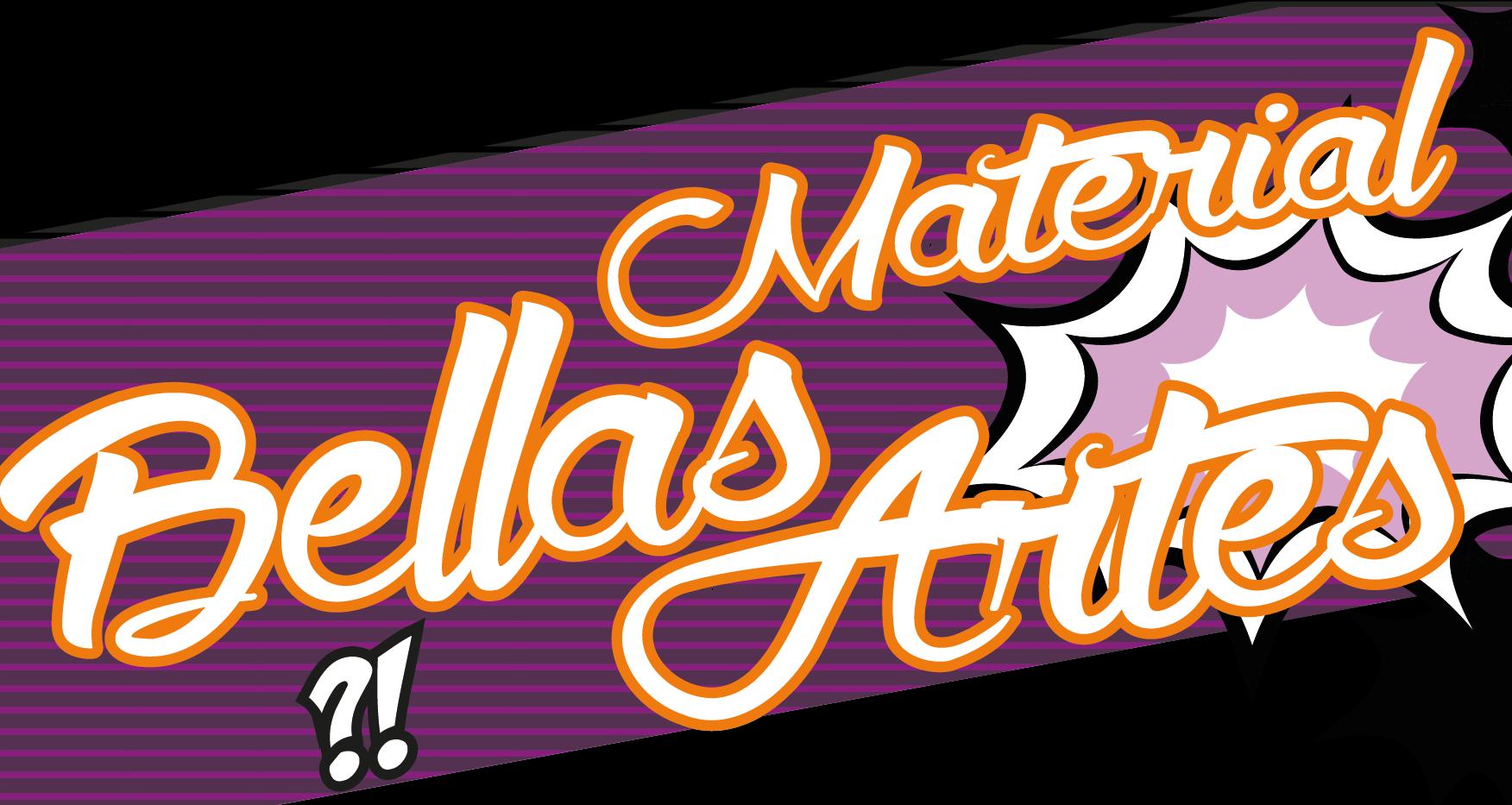 Material Bellas Artes